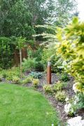 Ogród po realizacji